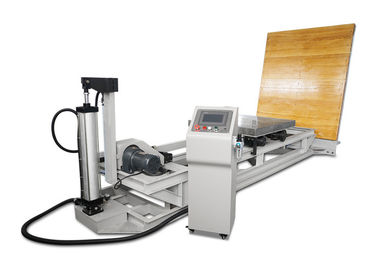 iyi kalite Laboratuvar Test Makineleri & PLC Control ISTA Packaging Testing Equipment for Inclined Impact Test Satılık
