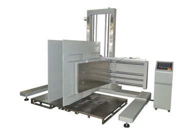 iyi kalite Laboratuvar Test Makineleri & ASTM D6055 ISTA Packaging Testing Equipment For Clamp Force Testing​ Satılık