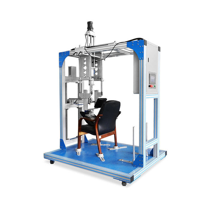 Programmable Furniture Testing Machine Chair Seat Combined Tester Equipment