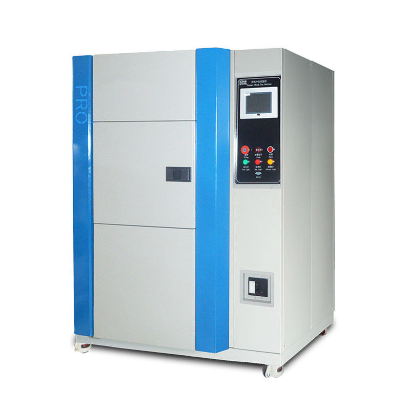 High / Low Temperature Thermal Shock Chamber with Touch Panel Controller