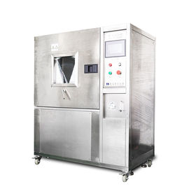 Çin Test Sand and Dust Test Chamber IP Test Equipment CE Approved Simulation Fabrika
