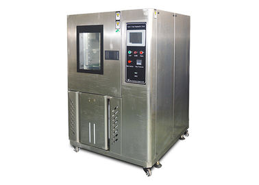 Çin Lab Stainless Steels Constant Temperature Humidity Chamber Material Testing Equipment Fabrika
