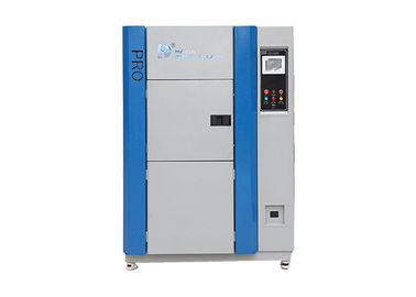 Çin Three Zone Lab Test Machines / Thermal Shock Tester With Superior Safe Functions Fabrika